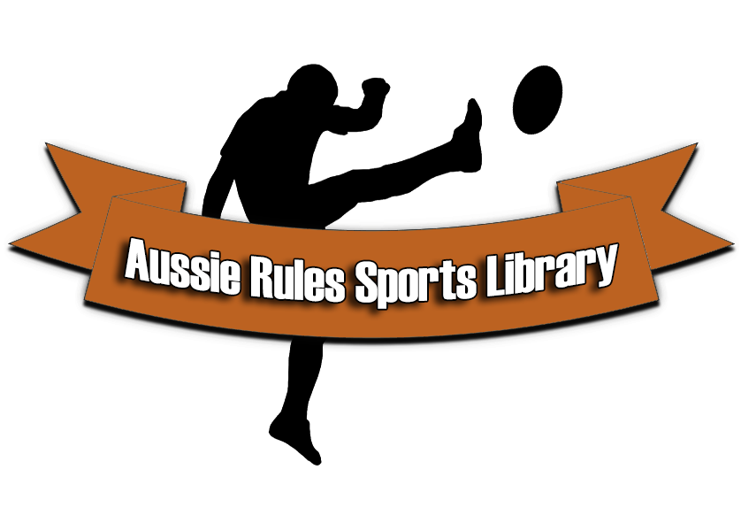 Aussie Rules Football Library